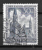 Berlin 1953 - AFA 111 - Oblitéré