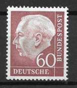 Tyskland 1954 - AFA 1153 - Ubrugt