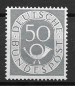 Allemagne 1951 - AFA 1097 - Neuf avec charniere
