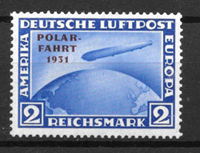 Tyske Rige 1931 - AFA 452 - Ubrugt