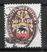 Tyske Rige 1928 - AFA 428 - Stemplet
