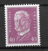 Tyske Rige 1928 - AFA 416 - postfrisk