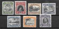 British colonies 1933 - Stan. 38-44 - Unused