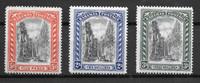 British colonies 1901 - Stan. 20-22 - Unused