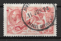 Grande-Bretagne 1912 - AFA 143 - Oblitéré