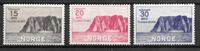 Norvège 1930 - AFA 159-161 - Neuf