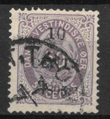 Deens-West-Indië 1895 - AFA 15 - Gebruikt