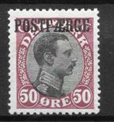 Danemark 1920 - PF 3 - Neuf