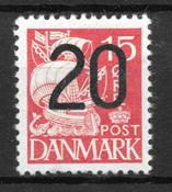 Danemark 1940 - AFA 264a - Neuf avec charniere