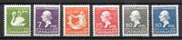 Danemark 1935 - AFA 223-228 - Neuf