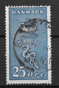 Danemark 1929 - AFA 180 - Oblitéré