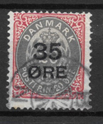 Danemark 1912 - AFA 61 - Oblitéré