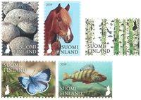Finland - Nature - Mint set 5v
