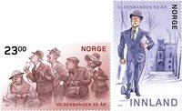 Norway - Olsenbanden - Mint set 2v