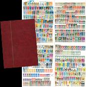 Curacao - Paquet de timbres - 1000 différents