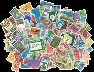 Surinam - Frimærkepakke - 200 forskellige