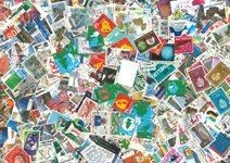 Holland - Frimærkepakke - 1000 forskellige