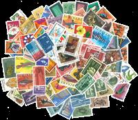 Suriname - Paquet de timbres - 100 différents
