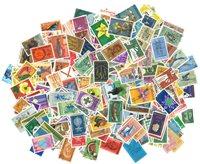 Suriname - Paquet de timbres - 300 différents