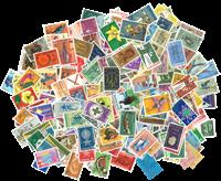 Surinam - Frimærkepakke - 300 forskellige