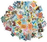 Curacao - Frimærkepakke - 300 forskellige