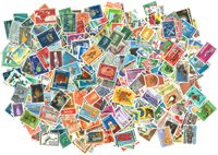 Curacao - 500 different stamps