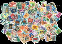 Curacao - Paquet de timbres - 500 différents