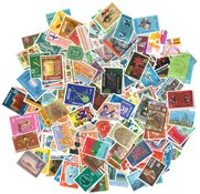 Curacao - Frimærkepakke - 200 forskellige