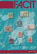 FACIT - Nordic countries, Specialized (up to 1951)  2020 - Stamp catalogue