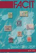 FACIT - Paesi nordici 1951-2020 - Catalogo specializzato