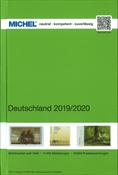 MICHEL - Catalogo francobolli Germania 2019/2020