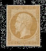 France - 1852 - Y&T 9e, neuf avec charnière