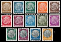 Empire Allemand - 1933 - Michel 482/495, neuf