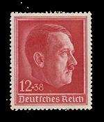 Tyske Rige - 1938 -  Michel 664 - Ubrugt