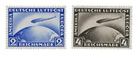 Tyske Rige - 1928 -  Michel 423-24 - Ubrugt
