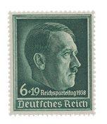 Empire Allemand - 1938 -  Michel 672, neuf avec charnière