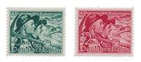 Empire Allemand - 1938 -  Michel 684/85, neuf avec  charnière