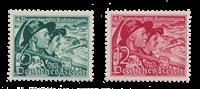Tyske Rige - 1938 -  Michel 684-85 - Ubrugt
