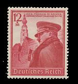 Tyske Rige - 1939 -  Michel 691 - Ubrugt