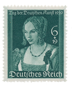 Empire Allemand - 1939 - Michel 700, neuf avec charnière