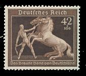 Tyske Rige - 1939 -  Michel 699 - Postfrisk