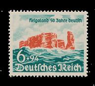 Tyske Rige - 1940 -  Michel 750 - Ubrugt