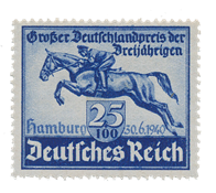 Tyske Rige - 1940 -  Michel 746 - Ubrugt