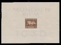 Tyske Rige - 1936 - Michel Block 4 - Ubrugt