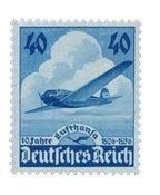 Tyske Rige - 1936 -  Michel 603 - Postfrisk