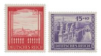 Empire Allemand - 1941 -  Michel 804/805, neuf