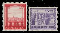 Tyske Rige - 1941 -  Michel 804-805 - Postfrisk
