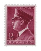 Empire Allemand - 1942 -  Michel 813, neuf