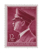 Deutsches Reich - 1942 - Michel 813 - Postituoreena