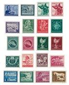 Empire Allemand - 1944 -  Michel 888/908, neuf